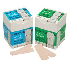 SFA714-016433 - Swift First AidAdhesive Bandages