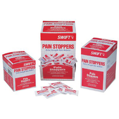 SFA714-163250 - Swift First AidPain Stoppers Extra Strength Pain Relievers