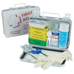 SFA714-340420F - Swift First AidTruck First Aid Kits