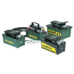 ORS720-PA91-R - SimplexAir Powered Hydraulic Pumps
