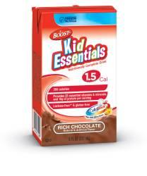 MON33582601 - Nestle Healthcare NutritionPediatric Oral Supplement / Tube Feeding Formula BOOST® Kid Essentials 1.5 360 Calories Rich Chocolate 8 oz.