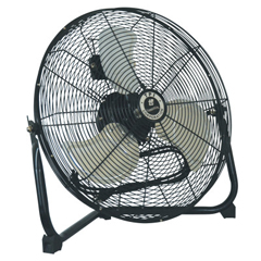 ORS737-CF-18 - TPI Corp.Commercial Floor Fans, 18 In, 1/5 HP , Steel