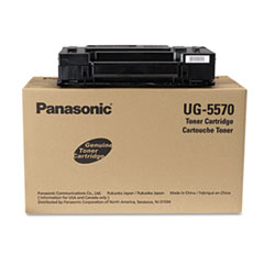 PANUG5570 - Panasonic UG5570 Toner, 10000 Page-Yield, Black