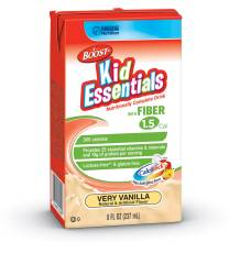 MON33552601 - Nestle Healthcare NutritionPediatric Oral Supplement / Tube Feeding Formula BOOST® Kid Essentials 1.5 with Fiber 1.5 Calorie / ml Very Vanilla 8 oz.