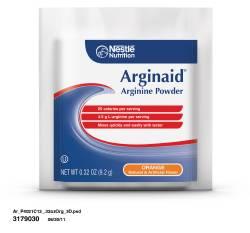MON59832614 - Nestle Healthcare NutritionOral Supplement ARGINAID® Orange 9.2 gm