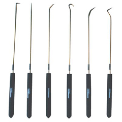 ULL758-CHP6-L - Ullman6-Piece Hook and Pick Sets