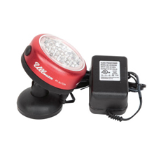 ULL758-RT2-LTCH - Ullman24-LED Re-Chargeable Magnetic Work Lights