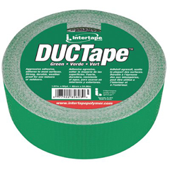 IPG761-20C-GR-2 - Intertape Polymer GroupColored Duct Tapes