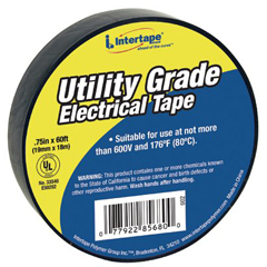 IPG761-602 - Intertape Polymer GroupGeneral Purpose Vinyl Electrical Tapes