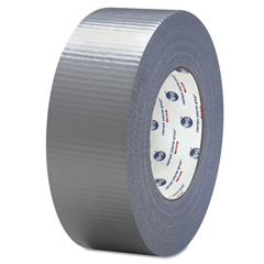 IPG761-91406 - Intertape Polymer GroupAC10 Duct Tape, Silver, 48 mm X 50.2 M X 7 Mil