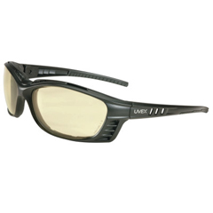 FND763-S2609XP - Honeywell - Uvex™ Livewire Sealed Eyewear, Sct-Low Ir Poly Uvextreme Plus Antifog Lens,Black Frame