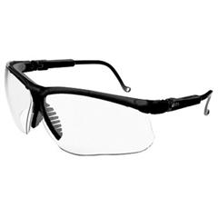 ORS763-S3200 - Honeywell - Uvex® Genesis Black Frame Clear UD Lens