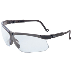 FND763-S3200X - HoneywellUvex™ Genesis Eyewear, Clear Polycarbonate Anti-Fog Lenses, Black Frame