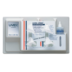 FND763-S461 - HoneywellUvex™ Lens Cleaning Products, 12 1/2 In X 22 1/2 In, Permanent Station