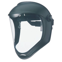 UVS763-S8515 - HoneywellFace Shield with Hard Hat Adapter