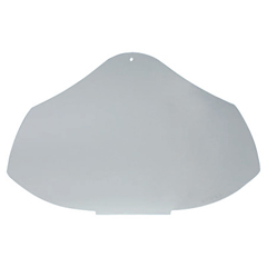 FND763-S8550 - Honeywell - Uvex™ Bionic Face Shield Replacement Visors, Uncoated/Clear, Full, Polycarbonate