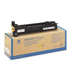 KNMA06V232 - Konica Minolta A06V232 Toner, 6000 Page-Yield, Yellow