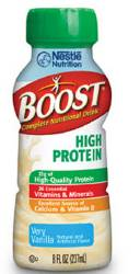 MON94032600 - Nestle Healthcare NutritionOral Supplement BOOST® High Protein Chocolate 8 oz.