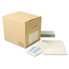 QUA24532B - Quality Park™ Double Window Security Tinted Invoice and Check Envelope