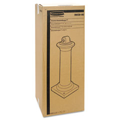 RCP9W300SST - Rubbermaid® Commercial GroundsKeeper® Tuscan Receptacle