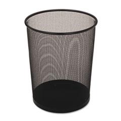 RCPWMB20BK - Rubbermaid® Commercial Steel Mesh Wastebasket