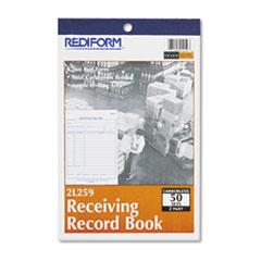 RED2L259 - Rediform® Receiving Record Book