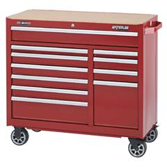ORS797-WCA-4111RD - Waterloo11-Drawer Cabinet