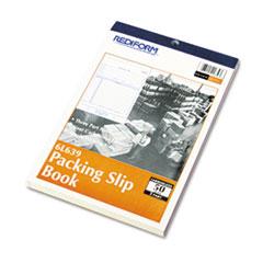 RED6L639 - Rediform® Packing Slip Book
