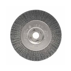 WEI804-00124 - WeilerTrulock™ Narrow-Face Crimped Wire Wheels