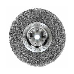 WEI804-01175 - WeilerTrulock™ Narrow-Face Crimped Wire Wheels