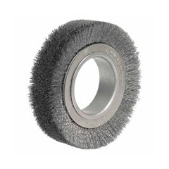 WEI804-03010 - WeilerTrulock™ Wide-Face Crimped Wire Wheels