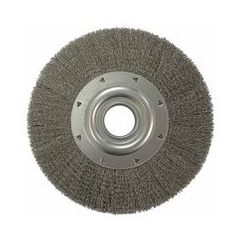 WEI804-03680 - WeilerTrulock™ Wide-Face Crimped Wire Wheels