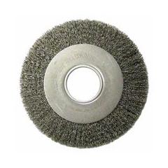 WEI804-06110 - WeilerTrulock™ Medium-Face Crimped Wire Wheels