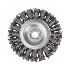 WEI804-08004 - Weiler - Dualife® Standard Twist Knot Wire Wheels