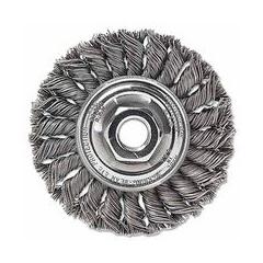 WEI804-08014 - Weiler - Dualife® Standard Twist Knot Wire Wheels