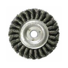 WEI804-08045 - WeilerDualife® Standard Twist Knot Wire Wheels