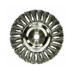 WEI804-08075 - WeilerDualife® Standard Twist Knot Wire Wheels
