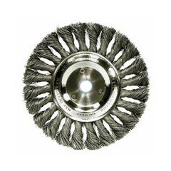 WEI804-08085 - WeilerDualife® Standard Twist Knot Wire Wheels