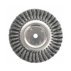 WEI804-08125 - Weiler - Dualife® Standard Twist Knot Wire Wheels