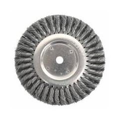 WEI804-08135 - WeilerDualife® Standard Twist Knot Wire Wheels