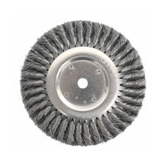 WEI804-08145 - Weiler - Dualife® Standard Twist Knot Wire Wheels
