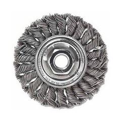 WEI804-08155 - Weiler - Dualife® Standard Twist Knot Wire Wheels