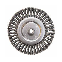 WEI804-08156 - Weiler - Dualife® Standard Twist Knot Wire Wheels