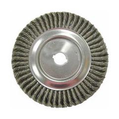 WEI804-08189 - Weiler - Dualife® Standard Twist Knot Wire Wheels
