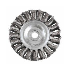 WEI804-08264 - Weiler - Dualife® Standard Twist Knot Wire Wheels