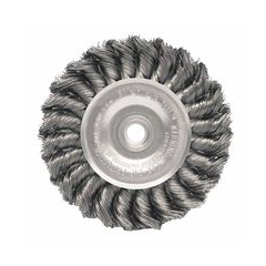 WEI804-08314 - Weiler - Dualife® Standard Twist Knot Wire Wheels