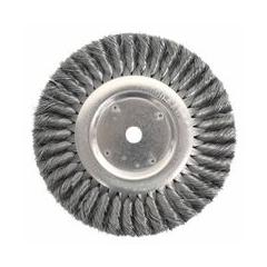 WEI804-08395 - Weiler - Dualife® Standard Twist Knot Wire Wheels