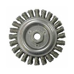 WEI804-08766 - Weiler - Dualife® Stringer Bead Twist Knot Wire Wheels