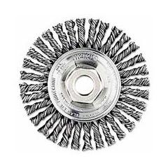 WEI804-08776 - Weiler - Dualife® Stringer Bead Twist Knot Wire Wheels