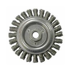 WEI804-08786 - Weiler - Dualife® Stringer Bead Twist Knot Wire Wheels